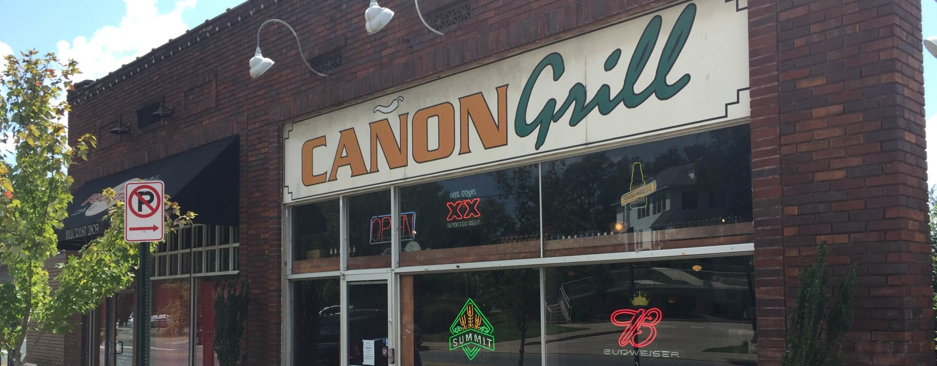Cañon Grill!